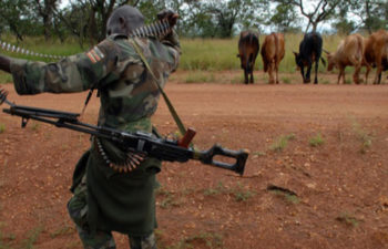 THE UGANDAN TRIBES WHO NEED THE GUNS